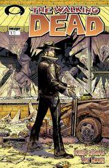 Couverture Walking Dead (2003 - 2019)
