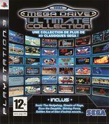 Jaquette Sega Mega Drive Ultimate Collection