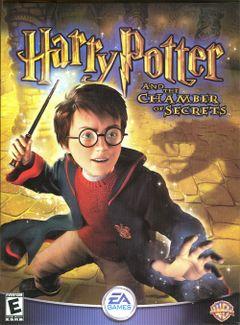 Jaquette Harry Potter et la Chambre des Secrets