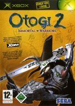 Jaquette Otogi 2 : Immortal Warriors