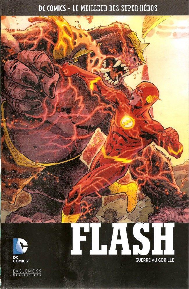 Flash gare au gorille dc comics le meilleur des super h ros - Flash le super heros ...