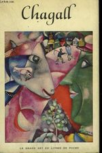 Couverture Chagall