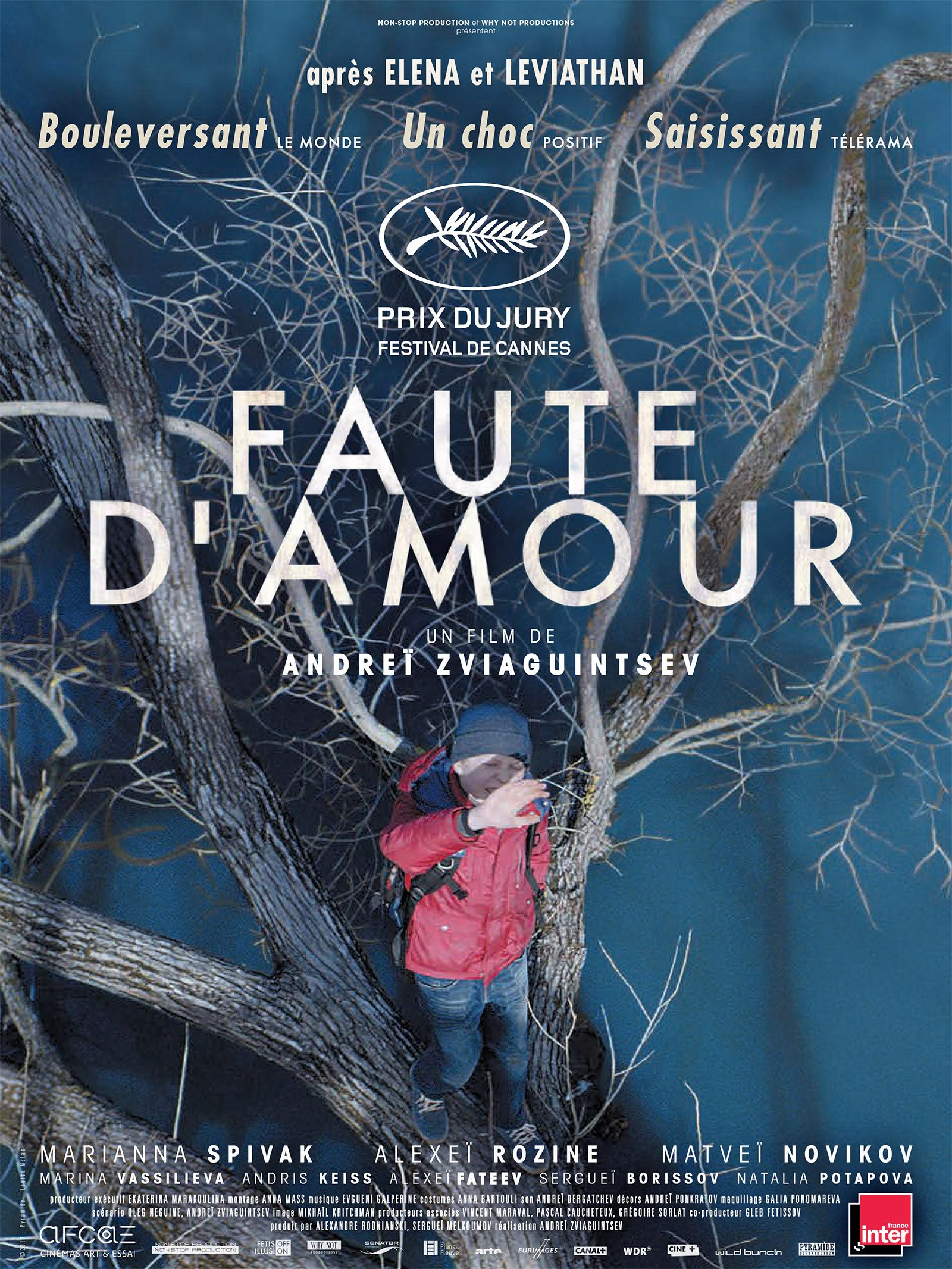 Faute D Amour Film 2017 Senscritique