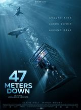 Affiche 47 Meters Down