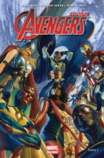 Couverture All-New Avengers (2015), tome 1