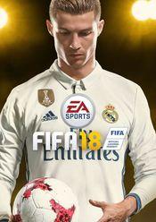 Jaquette FIFA 18