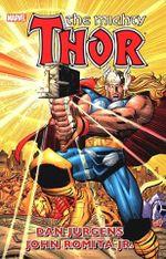 Couverture Thor par Jurgens/Romita Jr., tome 1