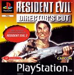 Jaquette Resident Evil : Director's Cut