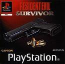 Jaquette Resident Evil : Survivor