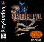 Jaquette Resident Evil 2: Dual Shock Edition