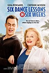 Affiche Six Dance Lessons in Six Weeks