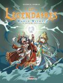 Couverture Le Royaume des Larmes - Les Légendaires, tome 20