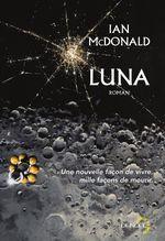 Couverture Nouvelle Lune - Luna, tome 1