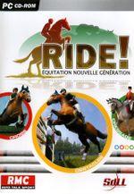 Jaquette Ride ! Equitation Nouvelle Génération