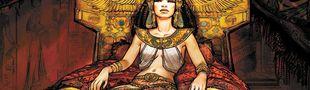 Couverture Cléopâtre : La Reine fatale, tome 1