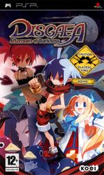 Jaquette Disgaea : Afternoon of Darkness