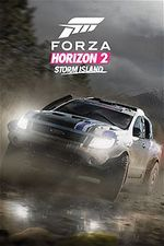 Jaquette Forza Horizon 2 Storm Island