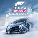 Jaquette Forza Horizon 3 Blizzard Mountain