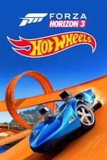 Jaquette Forza Horizon 3 : Hot Wheels