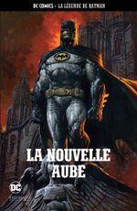 Couverture La Nouvelle Aube - La Légende de Batman, tome 3