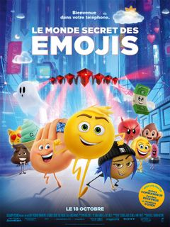 Affiche Le Monde secret des Emojis