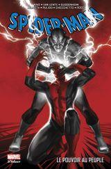 Couverture Spider-Man : Le Pouvoir au Peuple