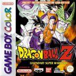 Jaquette Dragon Ball Z : Les Guerriers légendaires
