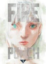 Couverture Fire Punch, tome 3