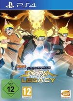 Jaquette Naruto Shippuden: Ultimate Ninja Storm Legacy