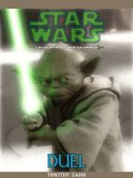 Couverture Star Wars : Duel