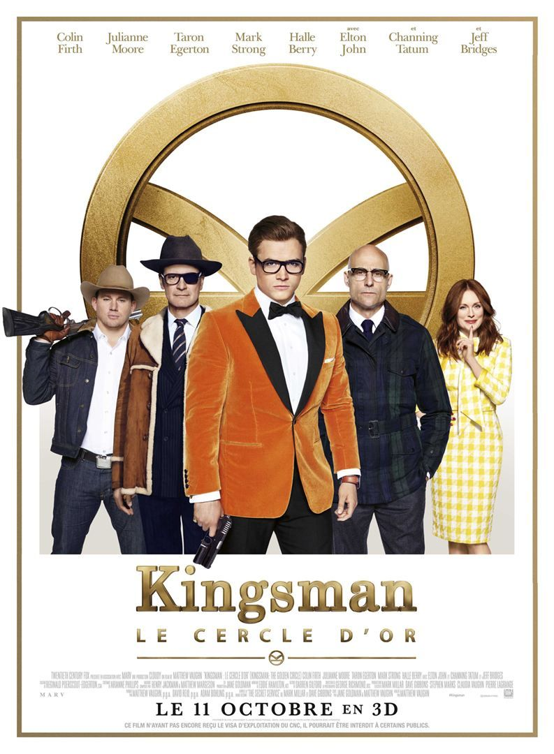 Kingsman Le Cercle Hds Film