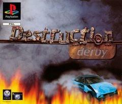 Jaquette Destruction Derby