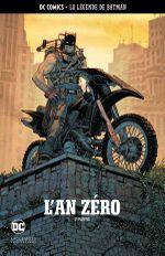 Couverture L'An zéro, 2ème partie - La Légende de Batman, tome 2