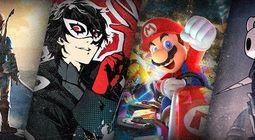 Cover Les meilleurs jeux vidéo de 2017