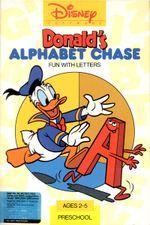 Jaquette Donald's Alphabet Chase