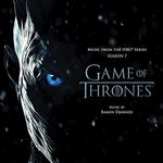 Pochette Game of Thrones: Music From the HBO Series, Season 7 (OST)