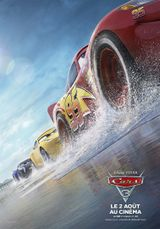Affiche Cars 3