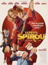 Affiche Le Petit Spirou