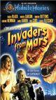Affiche L'invasion vient de Mars