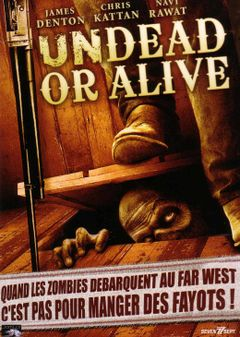Affiche Undead or Alive: A Zombedy