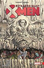 Couverture Extraordinary X-Men (2016), tome 4