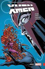 Couverture Uncanny X-Men (2016), tome 4