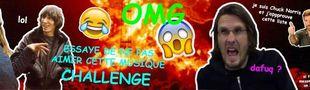 Cover ESSAYE DE NE PAS AIMER CETTE MUSIQUE CHALENGE (IMPOSSIBLE)