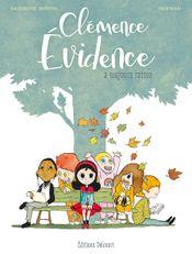 Couverture A toujours raison - Clémence Evidence, Tome 1