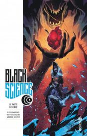 Couverture Le Pacte de Circé - Black Science, tome 5