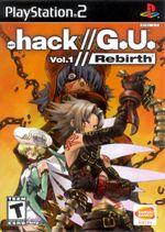 Jaquette .hack//G.U. Vol.1 : Rebirth