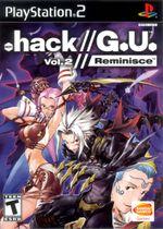 Jaquette .hack//G.U. Vol.2 : Reminisce