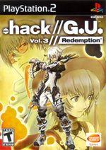 Jaquette .hack//G.U. Vol.3 : Redemption