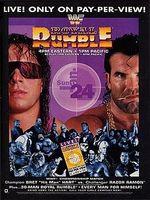 Affiche Royal Rumble 1993