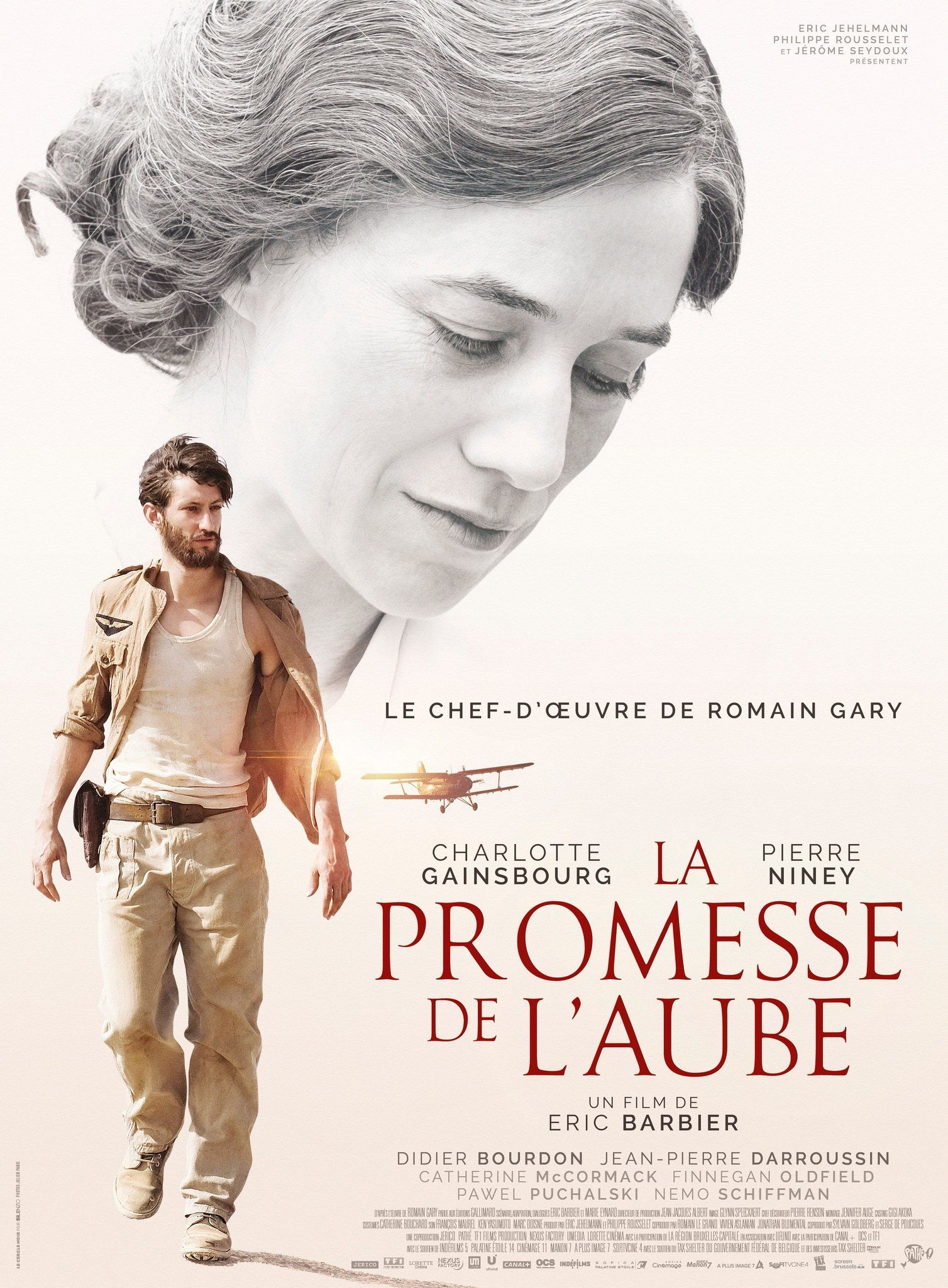 La Promesse de l'aube - Film (2017) - SensCritique